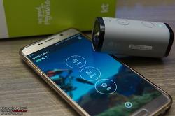 언제 어디서나 풀HD영상으로 즐기는 실시간인터넷방송! LG 액션캠 LTE 사용기!