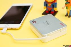 이메이션 링크, 아이폰 OTG USB와 보조배터리를 하나로!