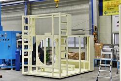 폴란드 수출 Pressure Curing Oven 오토클레이브