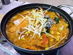 [ 안면도 맛집 ] 게국지 맛집 한식대첩 수미정