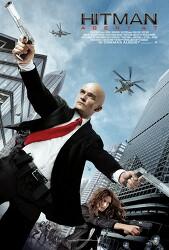 『ヒットマン: エージェント47』「Hitman: Agent 47」高画質 ポスター (1) 3P