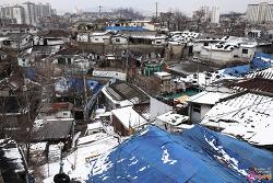 서울 스냅 출사지로 좋은 상도동 달동네 - 밤골 마을