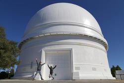 세계 최대 천체망원경이 45년간 운영되었던 샌디에고 지역의 팔로마 천문대(Palomar Observatory)