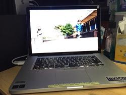 MacBook Pro 수리!!