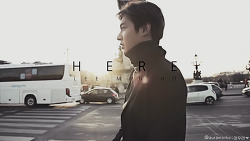 [영상] HERE (I was here, I AM HERE) Teaser Movie (15s) : 이민호 화보집