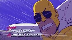 심슨가족(The Simpson)가족의 오프닝 카우치개그(Couch Gag)가 80년대 형사드라마 '마이애미 바이스(Miami Vice)'와 쿵퓨리(Kung Fury)'스타일로 패러디되다!