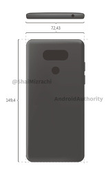 LG G6 디자인 G5 와 동일?