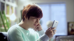 "[영상/캡처] 라인(LINE) Micro Drama ""ONE LINE LOVE"" Episode 2 : 이민호"