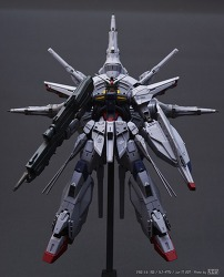 170620 [MG] ZGMF-X13A 프로비던스 건담