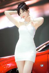 서울모터쇼 2015 렉서스의 연다빈 님 (12-PICS)