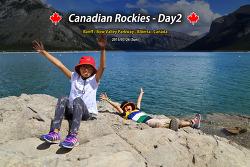 캐나다 록키 (Canadian Rockies) 여행 - Day2 (2015.07.26)