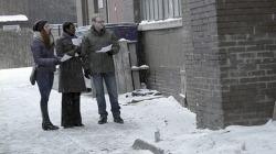 노숙자를 위한 겨울생존프로젝트(Project Winter Survival.org  - 사회공헌 TV 광고 [한글자막]