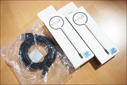 고속충전 케이블 추천, 주파집 (JUPAZIP) 3미터 5핀 USB 케이블 후기