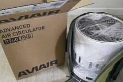 캠핑용과 집안 공기순환 목적으로 써큘레이터 '에비에어 R900'을 선택한 이유...