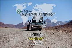 [아프리카 나미비아 여행] 나미비아 와일드독 트럭킹 추천, Wild dog safaris