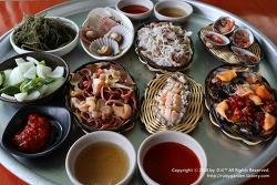 부산 기장 맛집 / 기장 해녀촌 / 싱싱한 해산물 대박이네요!