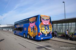 뉴욕 메가버스 , 뉴욕에서 나이아가라 (버팔로 공항) 메가버스 이동하기 & 메가버스 토론토행 예약하기
