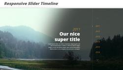 브랜드.서비스 돋보이게 할 58가지 CSS 타임라인(Timelines) 예제 모음