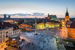 폴란드 바르샤바  WARSAW 1일 여행 경비 계산 [유럽 배낭 여행 비용]