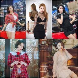 모델 강하빈(하짱) 선유도공원 촬영회 (6월 30일 토요일)