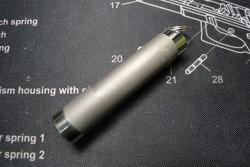 Foursevens Atom A0 Titanium Nichia219B review