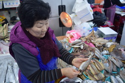 서천 조기의 특징 - 서천특화시장 미자네집