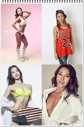 피트니스 모델 김아라 촬영회 (09월 02일 토요일)