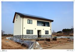 충청남도 예산 #2 내포신도시 제로에너지하우스 (시공완료)_에너지독립주택 사례