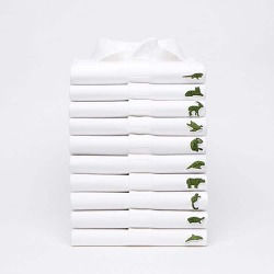 VIDEO: Lacoste Replaces Iconic Crocodile Logo With 10 Endangered Species