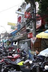 방콕 카오산로드(Khaosan Road)