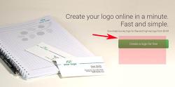 무료 로고 만들기 생성 사이트 바로가기