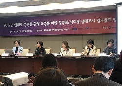 [한국영화성평등센터 든든] 개소 기념 행사 취재기