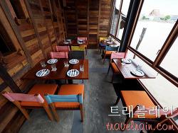 [방콕 맛집] 쑤판니까 이팅 룸 Supanniga Eating Room 강변에 3호점 오픈