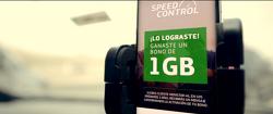 교통사고 방지를 위한 스피드다운 캠페인 - Movistar Speed Control -