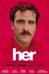 영화 그녀(Her) - 그리 멀지 않은 미래의 일