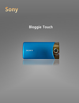 소니 미니캠코더 블로기터치(MHS-TS20) 4주간의 사용기 ! 풀HD 그리고 간편함으로 정의되다.