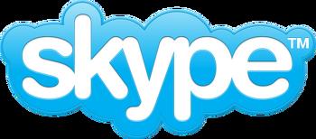 윈도우7 에서 스카이프 프로그램 시스템 트레이로 보내기