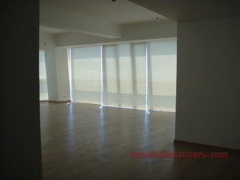 Manila Condo Condominium For Rent Shangri-La ST.Francis Pent House 3BR 243SQM Semi Funiture 220K