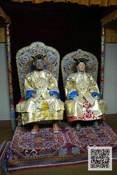 Mogol(몽골) - 국립박물관 #6...몽골리안의 위대한 역사가 살아 숨쉬는 곳..