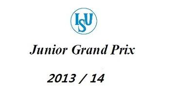 2013 피겨 주니어 그랑프리 개최지 결정 및 주요 대회 개최지