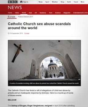 하나님을 믿노하면서???교황청의 고민...어찌된일일까요?