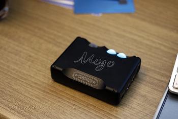스마트폰 음질 향상 G5만 있는건 아니다. Chord MOJO 포터블 DAC