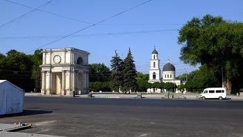 CHISINAU, MOLDOVA (키시나우, 몰도바)