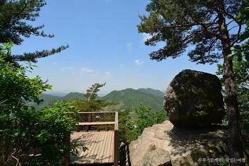 [김해산행] 자연이 선사하는 신기한 볼거리로 가득한 김해 무척산