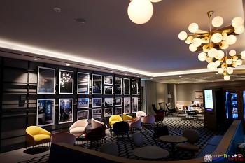 명동 L7 호텔 레스토랑 버블라운지, 빌라드샬롯 그리고 루프탑 플로팅바