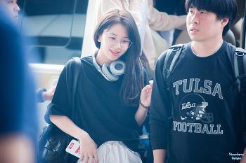 170629 김포공항 출국 트와이스 채영