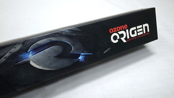 OZONE ORIGEN 마우스 패드를 소개합니다.