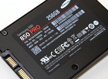 삼성 SSD 850 Pro 256GB 후기 성능 벤치마크