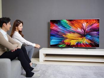 LG 슈퍼울트라 HD TV 3세대 나노셀이란? 나노셀 VS QLED LCD 대결