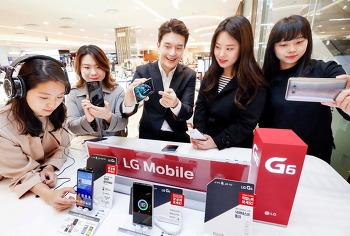 LG전자 G6에서 지원할 엘지페이 공개, 6월 중 서비스 예정